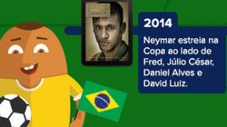 8 livros sobre o Brasil em Copas do