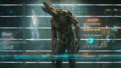 Guardiões da Galáxia: Groot é o mais querido do Twitter!