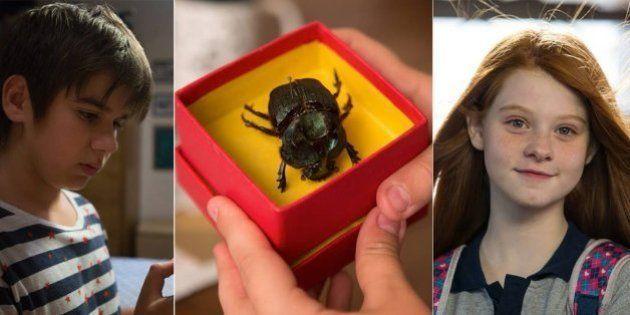 Filme 'O Escaravelho do Diabo' deve estrear em dezembro; produção libera primeiras imagens do