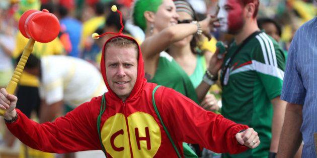 Telespectadores cobram Chaves e Chapolin na TV