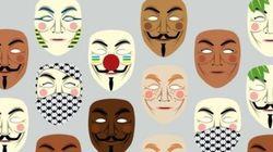Anonymous declara cyberguerra ao governo de