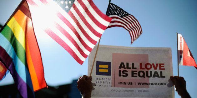 Tribunal americano decide contra casamento gay; sentença afeta quatro