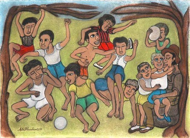 GringoView: Visões artísticas do