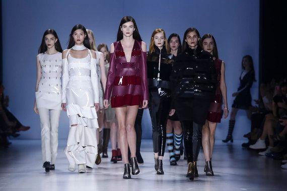 Minimalismo, Uzbequistão e luxo esportivo nas passarelas do