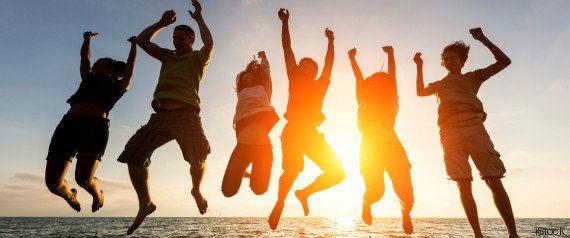34 maneiras de se sentir mais feliz