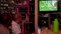 Na África, dezenas estão morrendo enquanto assistem aos jogos da