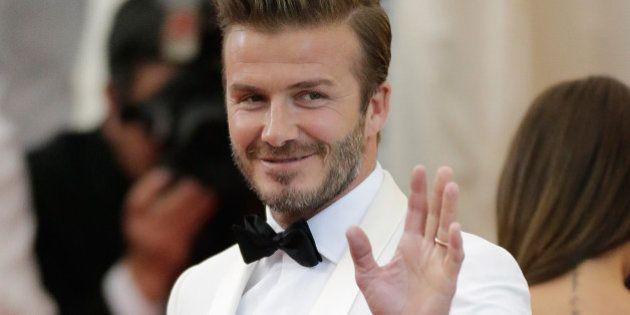 Indústria da moda procura novo David Beckham e dois brasileiros estão na