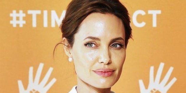 Angelina Jolie sobre estupro: