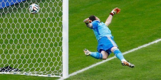 Espanha x Chile: em jogo de superioridade adversária, time espanhol leva dois gols e é eliminado da Copa