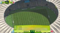 ASSISTA: Uruguai 3 X 0 Inglaterra, prevê gameplay do Encanador