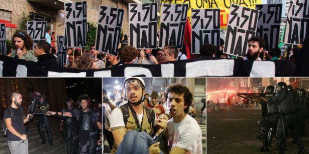 A endêmica violência policial que 'nos empurra' para as Jornadas de