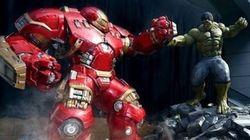 'Vingadores 2': personagens ganham estátuas em TAMANHO