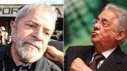 FHC ensaia aproximação com Lula: 'Convidaria para ver jogo do Corinthians