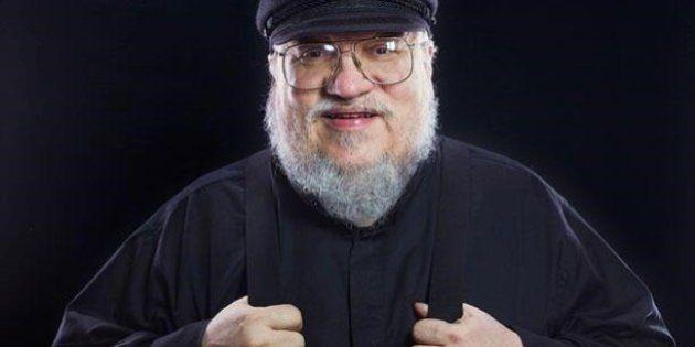 George R.R. Martin, autor dos livros de 'Game of Thrones', cria nova série para