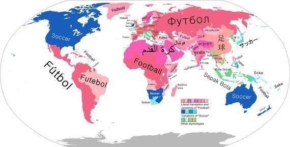 Football, Soccer ou Sepak Bola? Os nomes podem variar mas a paixão é a