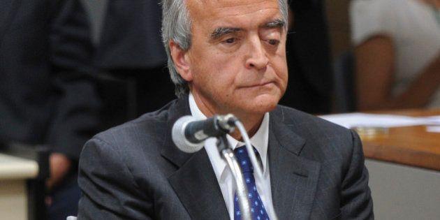 Sala de comissões do Senado durante a Comissão Parlamentar Mista de Inquérito (CPMI) da Petrobras.CPMI...