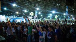 Campus Party Brasil 2015: dez vezes