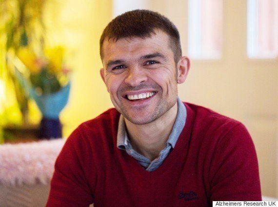 'Tenho 39 anos e estou com Alzheimer': Chris Graham, ex-militar e pai de três filhos, conta como está...