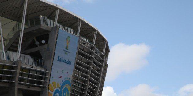 Salvador é a sede das goleadas da Copa do