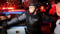 ASSISTA: Briga entre torcidas leva Brasil x Argentina para fora de