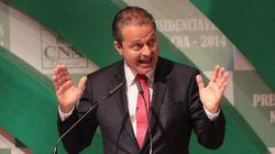 Dilma 'tem sangue nas mãos'. É o que deixou nas entrelinhas Eduardo