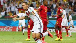 Ronaldo não gostou nada do jogo entre Alemanha e Gana. Descubra o