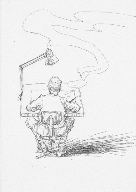 Em resposta ao terror, Neil Gaiman e Chris Riddell criam poesia