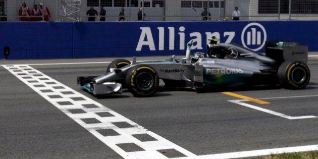 Rosberg vence, Mercedes faz dobradinha e Massa é