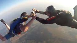ASSISTA: Câmera cai de altura de 3.000 metros, não quebra e continua