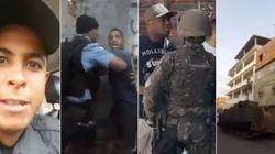 ASSISTA: Os 20 vídeos que mostram como a PM e as UPPs são vistas no