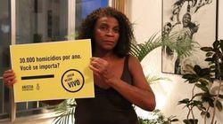 ASSISTA: Campanha pede o fim dos assassinatos de jovens negros no