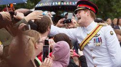 'Selfies são ruins', diz príncipe