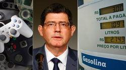 Governo anuncia aumentos de impostos sobre combustíveis e produtos