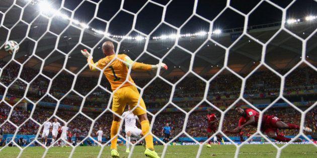 No último lance, Portugal empata com EUA e garante sobrevida na Copa do