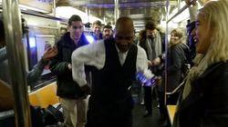 ASSISTA: Eles transformaram o metrô de Nova York em... Vem gente! Uma