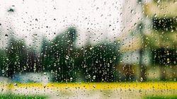 Barulho de chuva, ondas e até