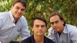 Aécio, MST e Mujica: Família Bolsonaro partiu para o ataque nas redes