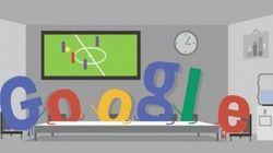 Google lança doodle DEFINITIVO sobre a Copa. E você vai se identificar com