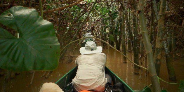 Uma aventura sem motores: gringos percorrem 9 mil km pelo Brasil a pé, de bicicleta e de