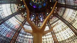 'Loja parisiense aposta no Natal