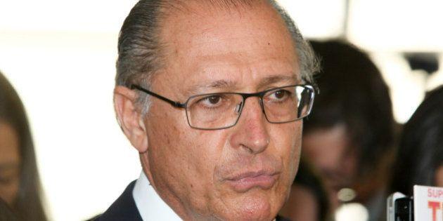 Crise da água em SP: Em encontro com Dilma Rousseff, Geraldo Alckmin apresenta plano de obras de R$ 3,5