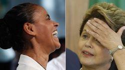 Revanche de Marina: ela expõe contradições entre Dilma candidata e Dilma