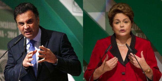 Doações a candidatos à Presidência chegam a R$ 22 milhões, com Dilma, Aécio e Campos ficando com 99%...