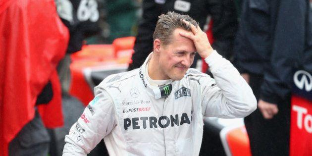 Ficha médica de Schumacher é roubada e ladrões pedem