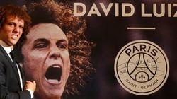 David Luiz chega ao PSG para reeditar dupla com Thiago Silva e ganhar a confiança de