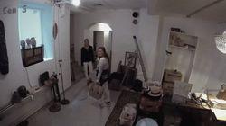 Silvio Santos PRE-CI-SA adaptar esta pegadinha do apartamento