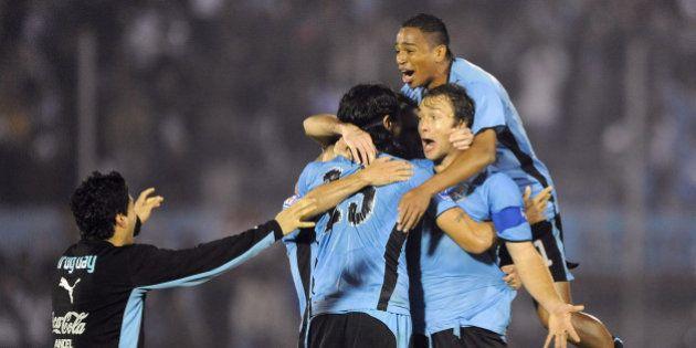 Lugano escreve carta emocionante pedindo união entre os uruguaios durante a Copa