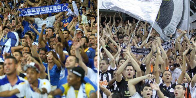 5ebb2a8a92 Copa do Brasil 2014  Cruzeiro e Atlético-MG iniciam decisão histórica em  competição