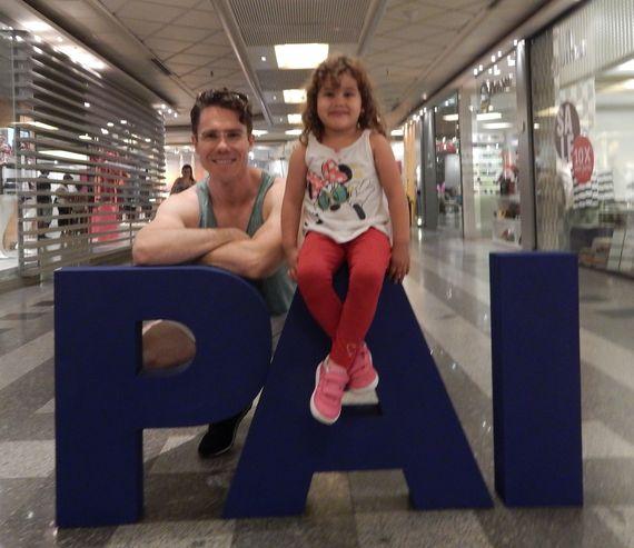 14 coisas que uma filha de 4 anos tem ensinado a seu pai