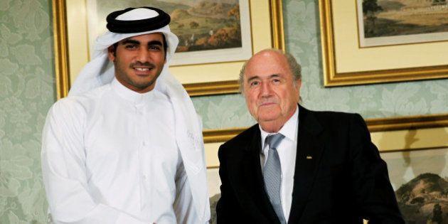 O Catar tinha a proposta mais forte para a Copa do Mundo de